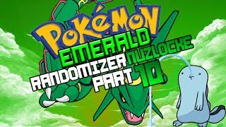 Pokemon Emerald Randomizer Nuzlocke! Part 10: Captain Stern's Booty