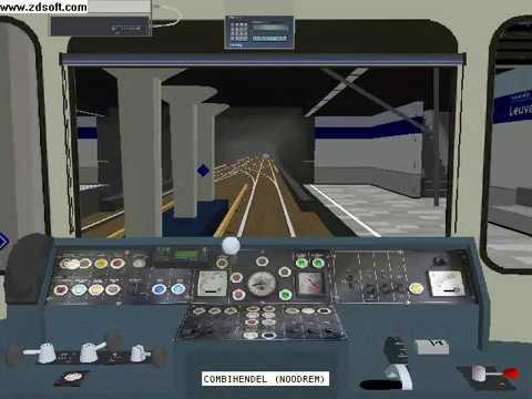 metro game train simulator van ubisoft youtube. Black Bedroom Furniture Sets. Home Design Ideas