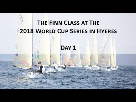 Highlights from Day 1 at the 2018 World Cup Series Hyeres