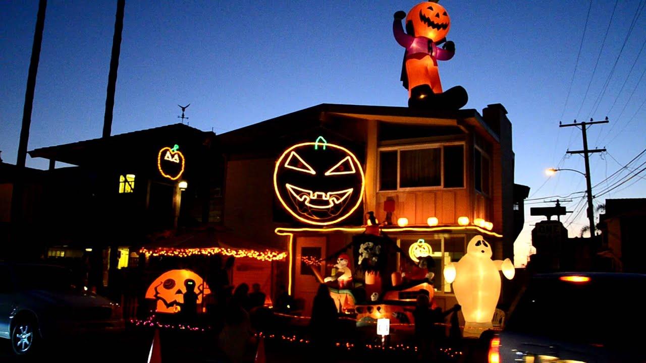 halloween house decoration youtube