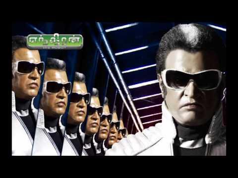 AR Rahman best BGM Endhiran part-1 (Shafran)