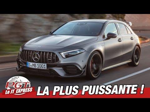 Mercedes A45 S AMG : L'Audi RS3 ne fait pas le Poids ! - PJT Express