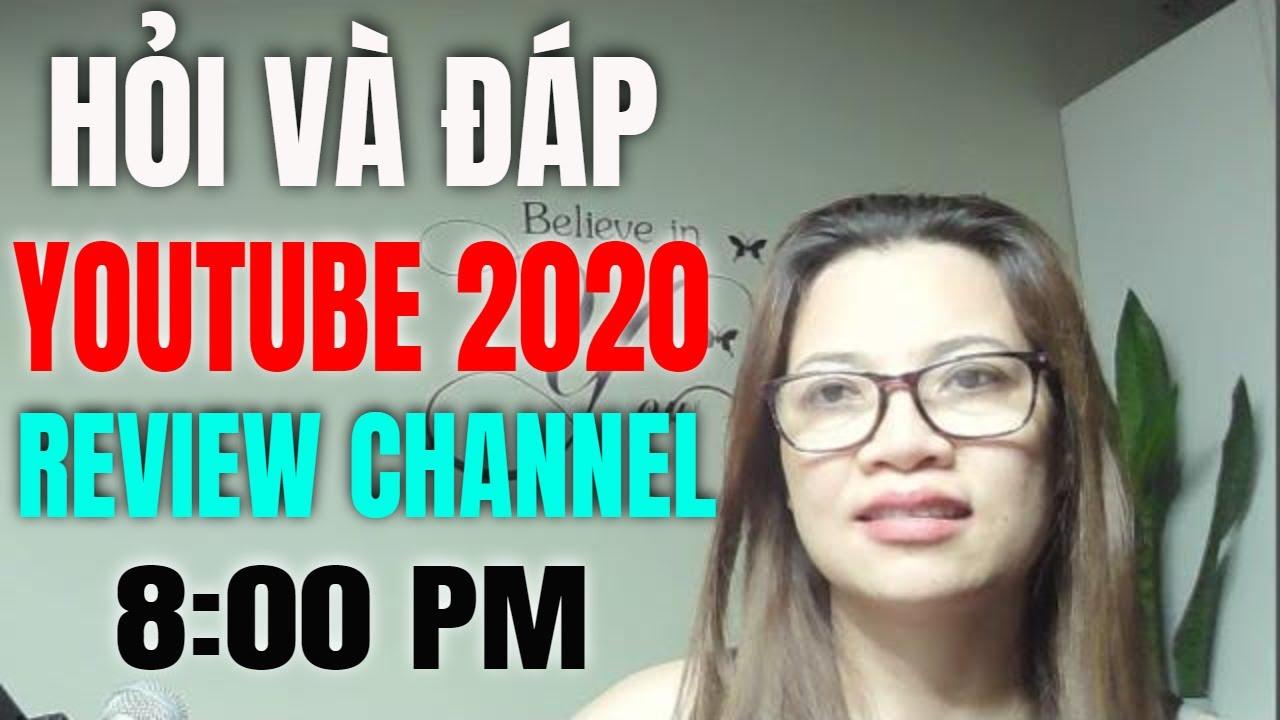 Hỏi Và Đáp Làm Youtube Dễ Không ? Review Channel l Kien Thuc Ngay Nay .