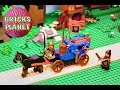 Wolfpack Renegades 6038 LEGO Castle - Stop Motion Review
