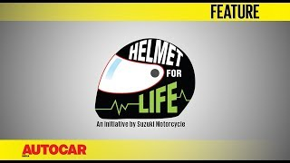 Suzuki 2 Wheelers #HelmetForLife - The Full Story | Feature | Autocar India