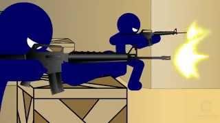 Counter-Strike (CS) DE Dust Funny Video HD - Video Game QA Testing
