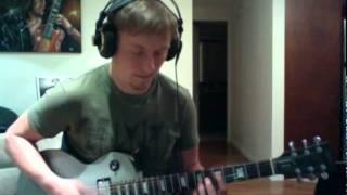 Ren and Stimpy Cover Guitar (Dog Pound Hop)