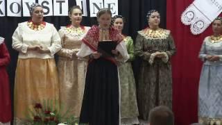 19. Smotra folklornog pjevanja Đakovštine - Đakovo 2016