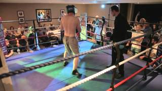 Liam Vs Lee - Funkin Fitness White Collar Boxing