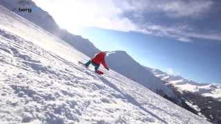 Learn Snowboarding - Carving Turn