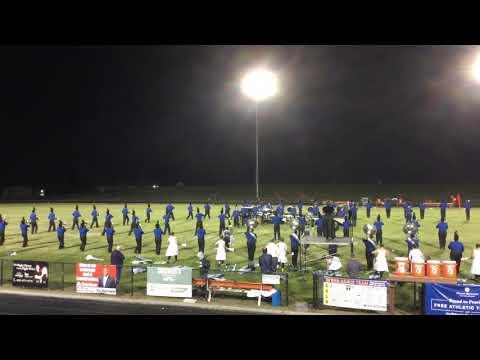 William Blount High School Band Performance 2018