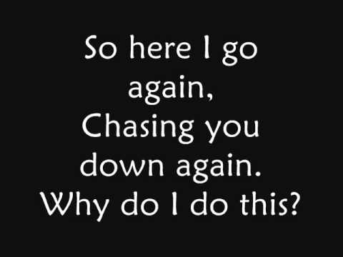 Three Days Grace - Over and Over (lyrics)