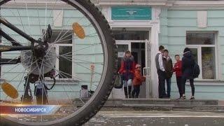«Привет, велосипед» делает велодорожку к школе