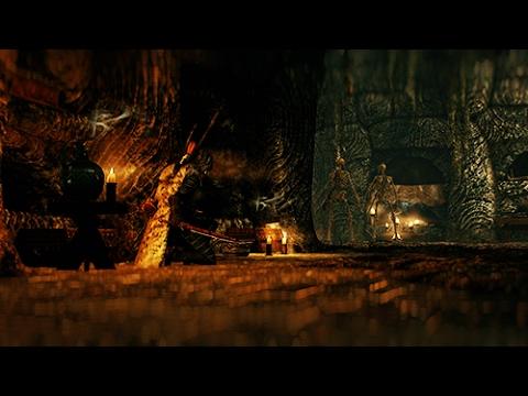 Immersive Cinematic Skyrim - Dragon Slayer