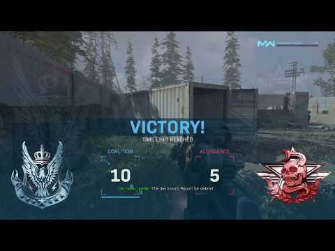 WE ENTERED A 2V2 TOURNAMENT / CALL OF DUTY: MODERN WARFARE 10 WIN