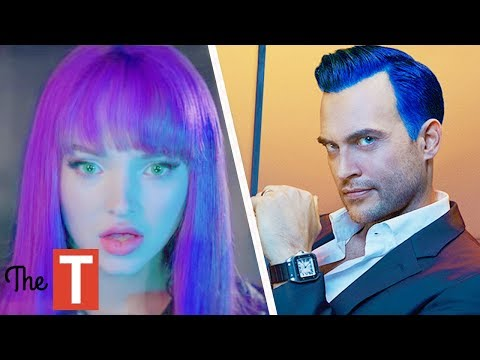 Descendants 3: Mal's Father CONFIRMED As....
