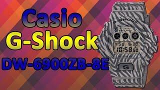 Часы камуфляж-зебра Casio G-Shock DW-6900ZB-8E купить в Москве(, 2015-04-08T09:37:24.000Z)