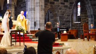 Galway Cathedral wedding Music - Forrest Gump Movie theme - Piano