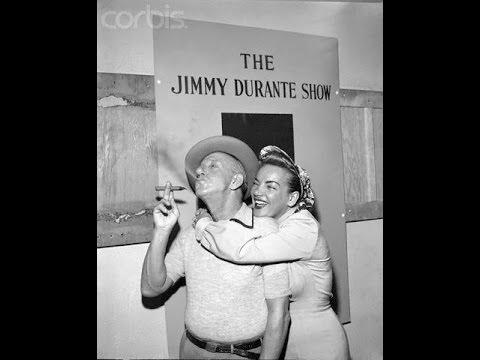 Carmen Miranda on Jimmy Durante Show - Her last performance, 1955