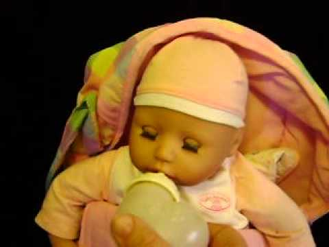 Zapf Creations 18 Quot Baby Annabell Doll Drinks Cries Tears