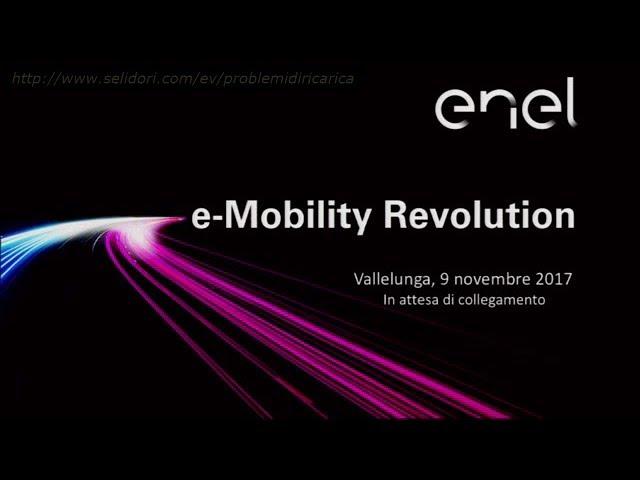 ENEL: e-Mobility Revolution