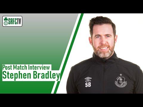 Stephen Bradley | Post Match Interview v Derry City | 7 November 2020