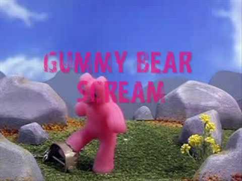 Robot Chicken Gummy Bear Techno Remix!