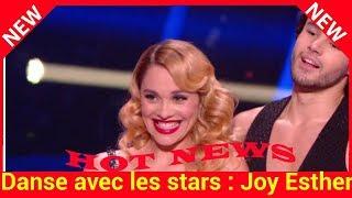 Danse avec les stars : Joy Esther éliminée surprise : le site de TF1 et Jean-Pierre Pernaut