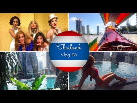 TOP THINGS TO DO IN BANGKOK l 48H TRAVEL GUIDE l THAILAND VLOG #6