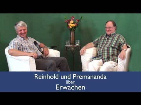 """Reinhold und John David Satsang • Über Erwachen und John Davids neuen Film """"Satori"""""""