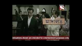 Adaalat - Bengali - Episode - 201 - Adaalat E Bhoot