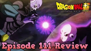 Video Dragon Ball Super Episode 111 Review: Extreme Battle of Another Dimension! Hit vs Jiren download MP3, 3GP, MP4, WEBM, AVI, FLV September 2019