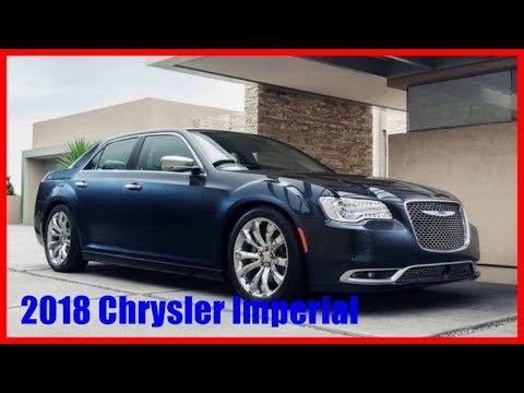 2018 Chrysler Imperial Picture Gallery