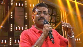 Paadam Namukku Paadam | 'Sreeragamo' song by Sharreth Sir | Mazhavil Manorama