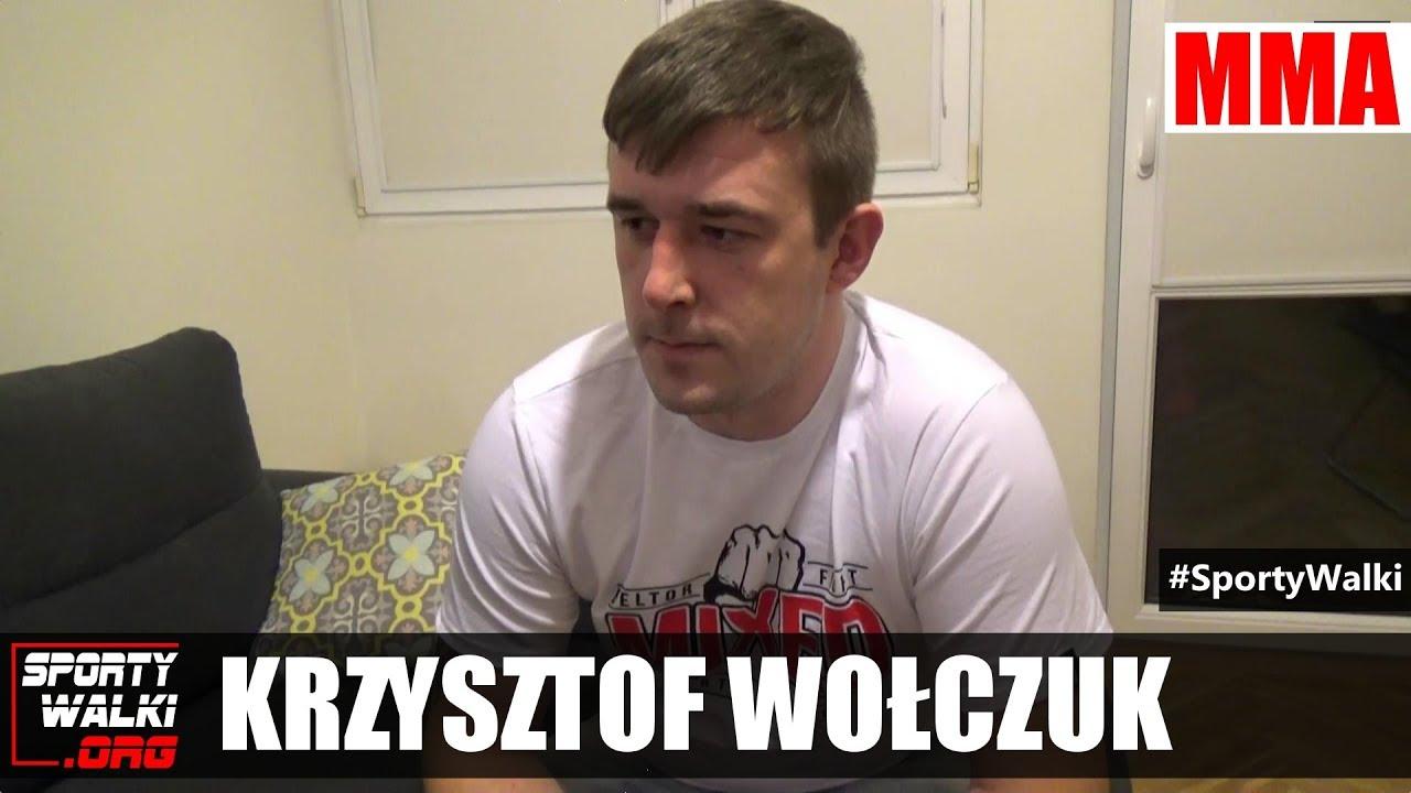 Krzysztof Wołczuk o pierwszej gali DKW