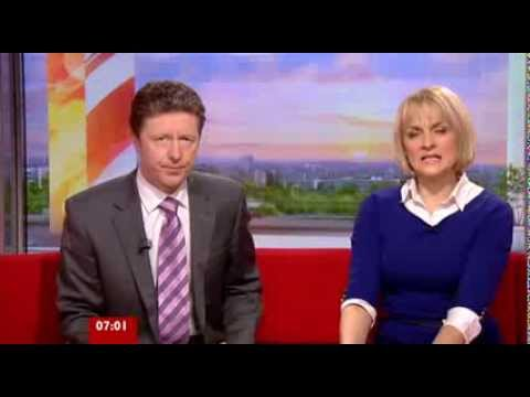 BBC Breakfast Algeria package 19/01/13