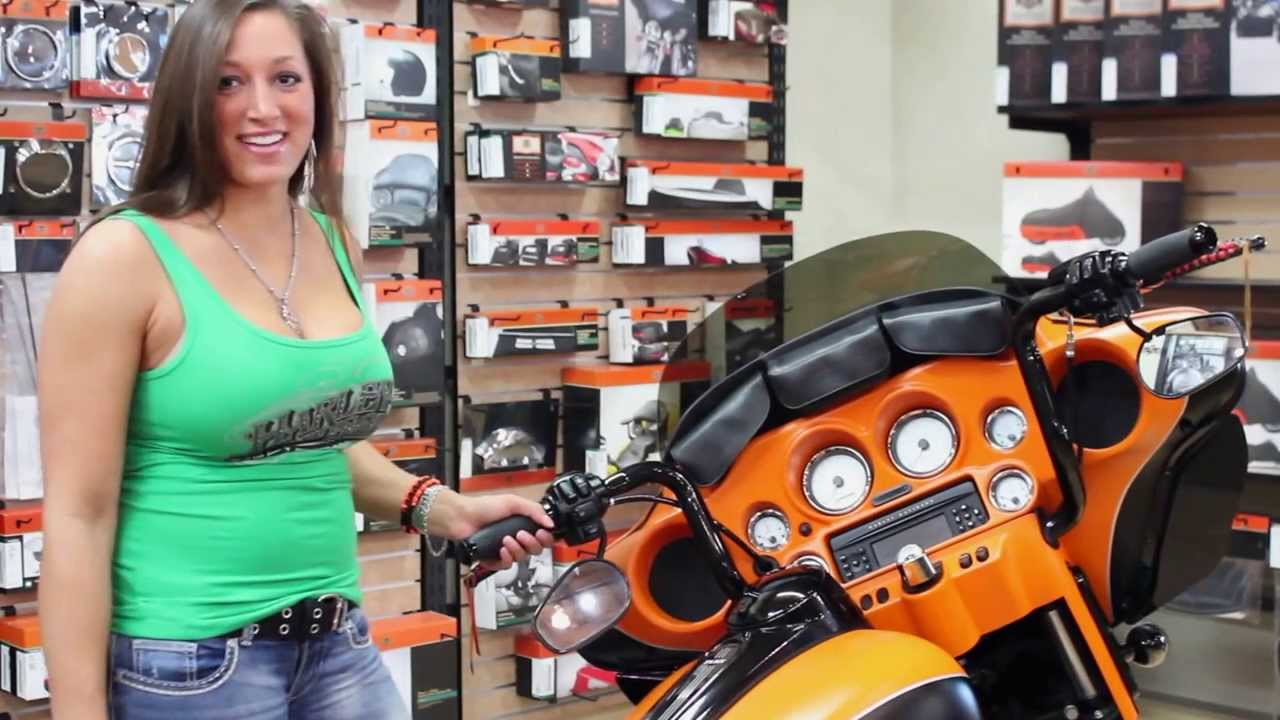 Dallas Harley Davidson >> 2012 Harley-Davidson® FLHX STREET GLIDE® Dallas Harley-Davidson Garland, TX - YouTube