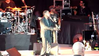 Babyface performing a Medley of Songs (Part 1) he wrote @ the Alameda County Fair on June 29, 2013