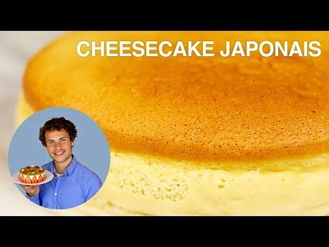recette-du-cheesecake-japonais