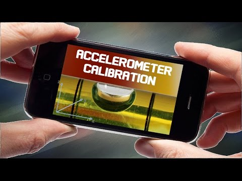 How To : Accelerometer Calibration