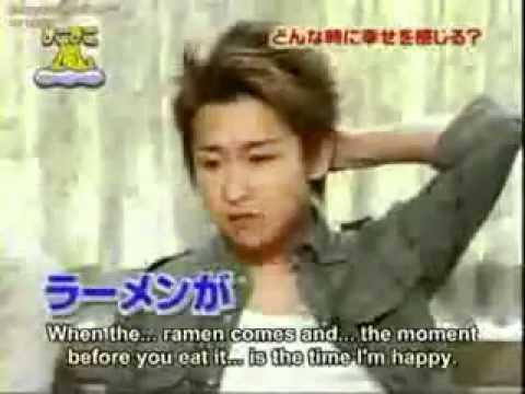 Arashi Making Fun of Sho [Eng.Sub]