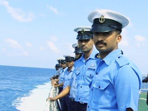 35th founding day celebrations of the Coast Guard