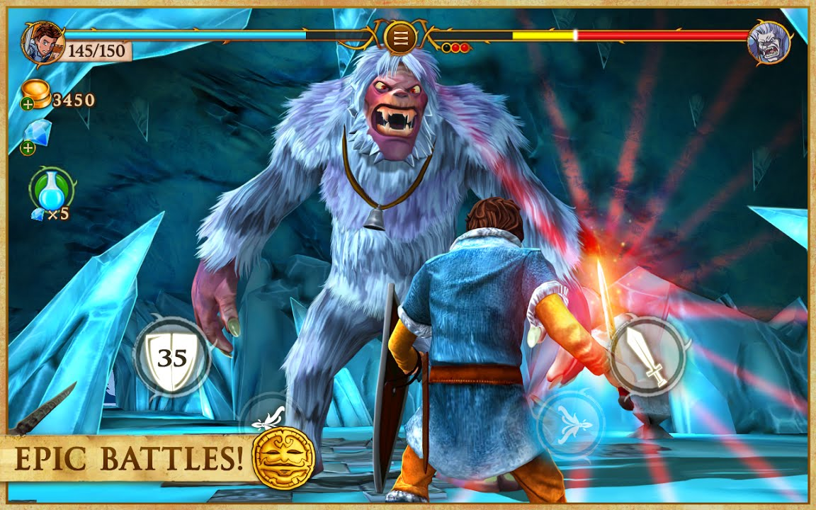 hd beast quest gameplay ios  android  proapk  youtube