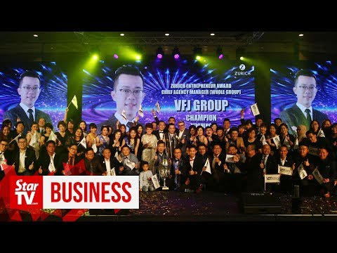 Zurich Life Insurance A-listers Take Centre Stage