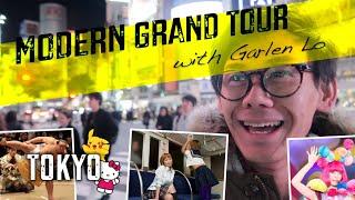 Tokyo, Japan 🎮 Travel Vlog 25 🇯🇵 History & Culture