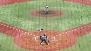 20170720 東京学館新潟・矢野耀平、準々決勝でのピッチング thumbnail