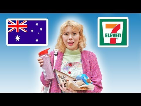 Eating Australian 7-Eleven For 24 Hours