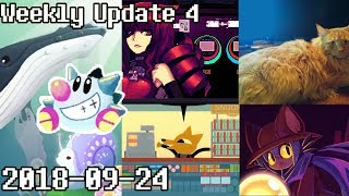 Weekly Update 4: AbyssRium Freshwater fixed! Food Fantasy events, Upcoming Streams