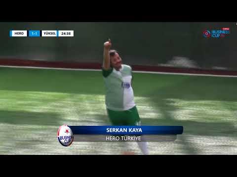 Business Cup Ankara 2018 Bahar Dönemi /1.Haftanın Golleri