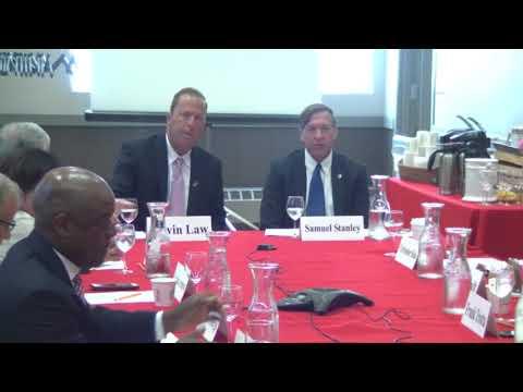 Stony Brook Council Meeting October 2017
